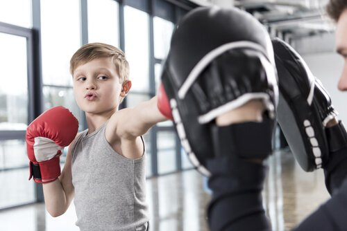 boxeo infantil gobox